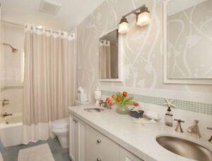 Bathroom Shower Curtain Installation Ideas min
