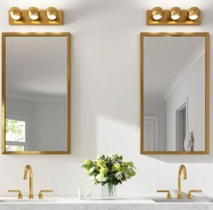 Trick Bathroom Vanity Lighting More Brighter