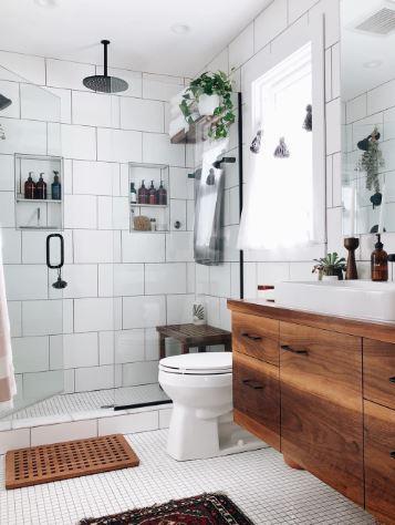 Basic Tricks For Bathroom Decoration Easier