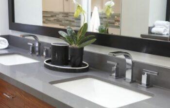 4 Bathroom Vanity Countertops Material With Elegant Look