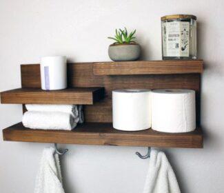 Easy DIY Small Bathroom Storage Ideas You Must Try