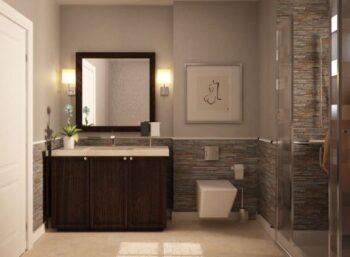 Inspiration The Choice Of Bathroom Paint Colors Ideas