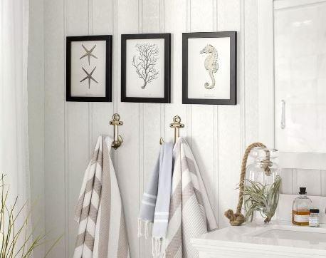 Inspiring Bathroom Art Ideas To Consideration