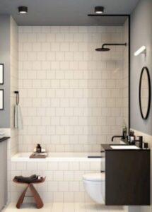 Small Bathroom DIY Remodel