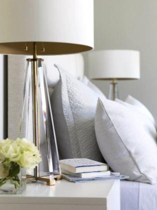 Bedroom Nightstand Lamps