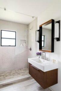 Follow Steps Bathroom Remodel on a Budget