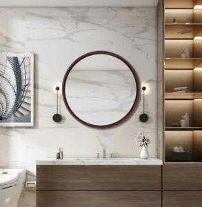 Bathroom Hanging Mirror