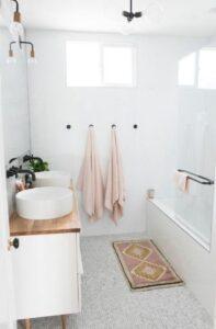 How to Design Bathroom Scandinavian for Elegant Look