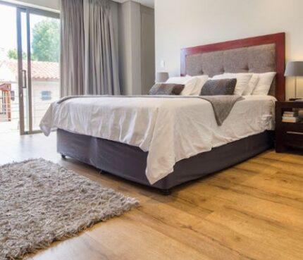 Master Bedroom Flooring