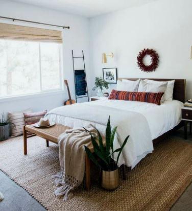 Bedroom Rugs Ideas