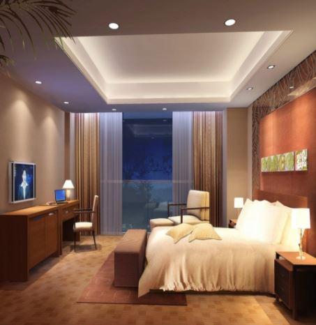 Bedroom Ceiling Lighting