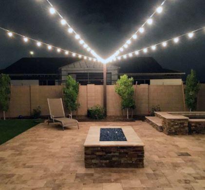 Backyard Lights Options to Consider