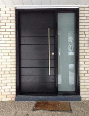 Clever Tips Make Modern Front Door Design