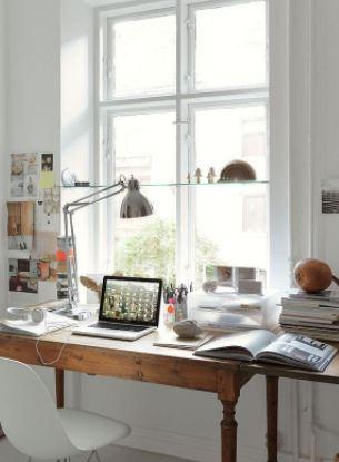 Home Office Lighting Ideas For Better Light at Work Station