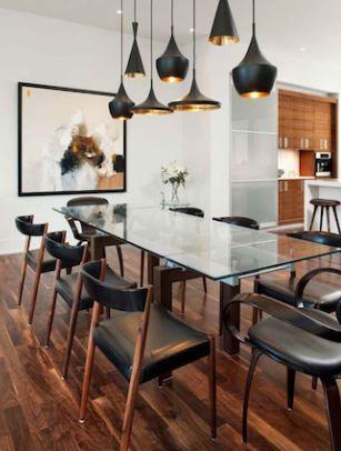 Best Dining Room Lighting That Enhances Romance