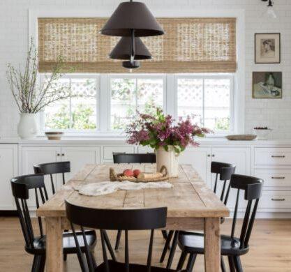 List Dining Room Farmhouse Decor to Enhance the Appearance