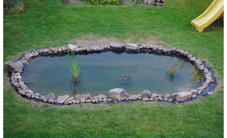 10 Clever Tips Garden Pond Building
