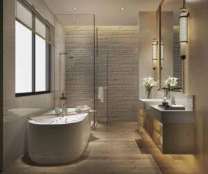 Bathroom Indoor lighting design guide