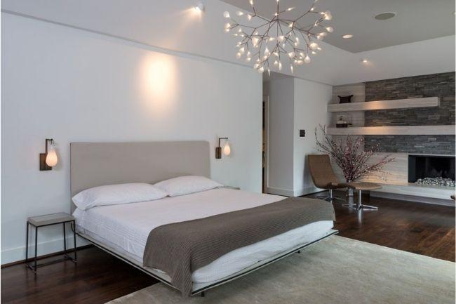Chandelier Bedroom Lighting