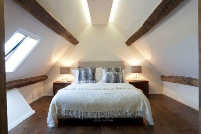 Hidden Bedroom Lighting
