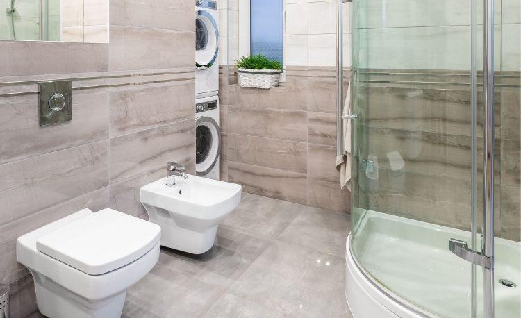 Modern Industrial Bathroom Design Ideas