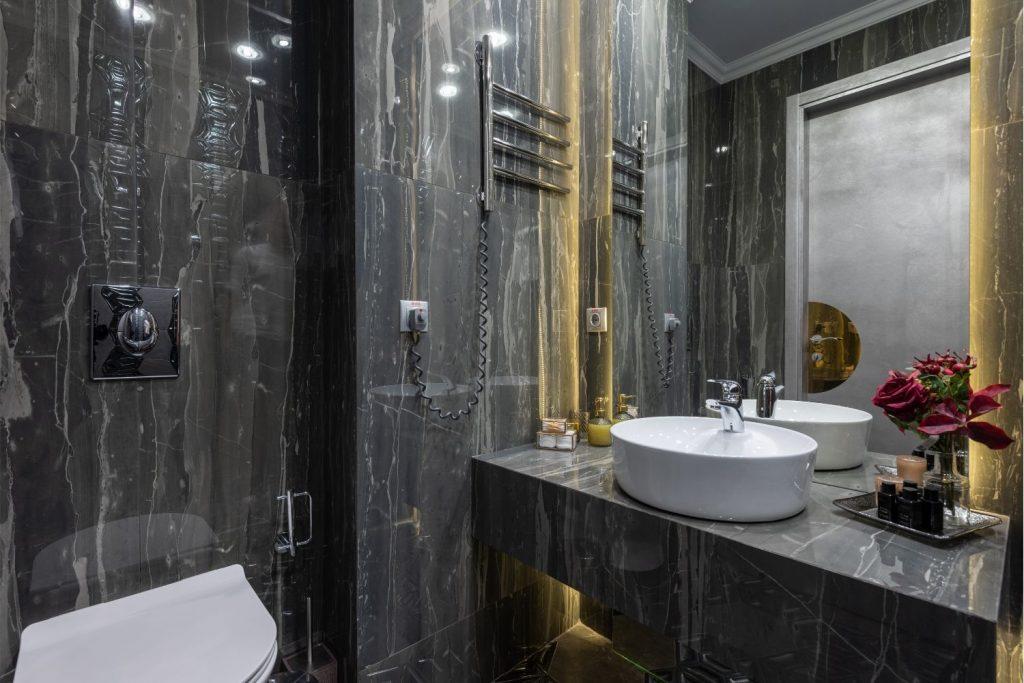 Simple Elegant Bathroom Design Must Consider 1