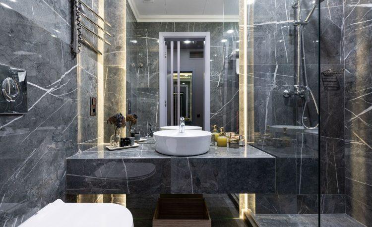 Simple Elegant Bathroom Design Must Consider 2