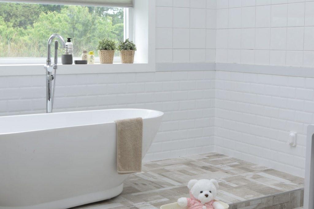Simple Elegant Bathroom Design Must Consider 3