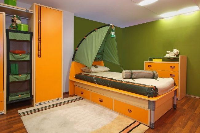 Yellow Bedroom Design Ideas and Best Combination