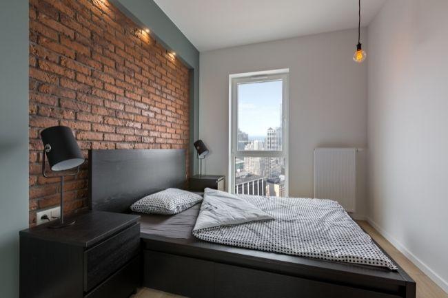 Lighting for Industrial Bedroom