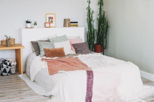Plants for Your Scandi Bedroom Decoration