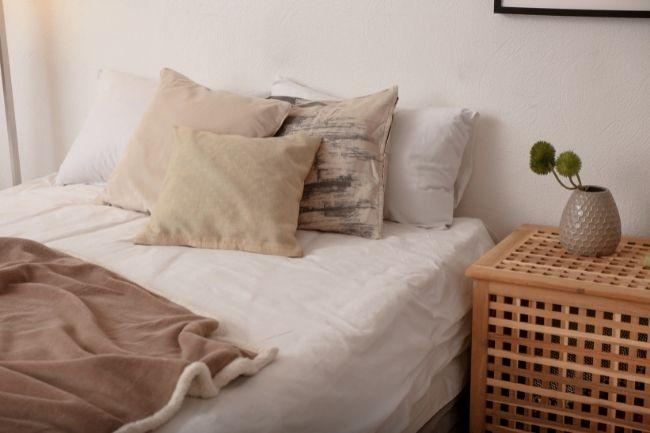 Simple Bohemiean Bedroom