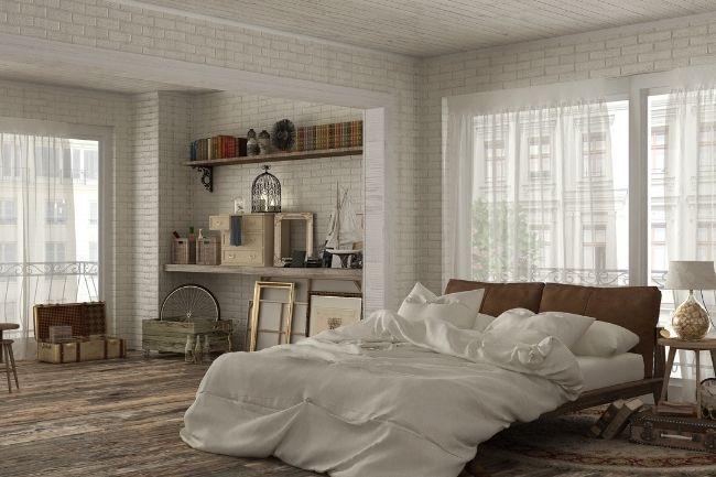 Vintage Bohemian Bedroom Design Ideas